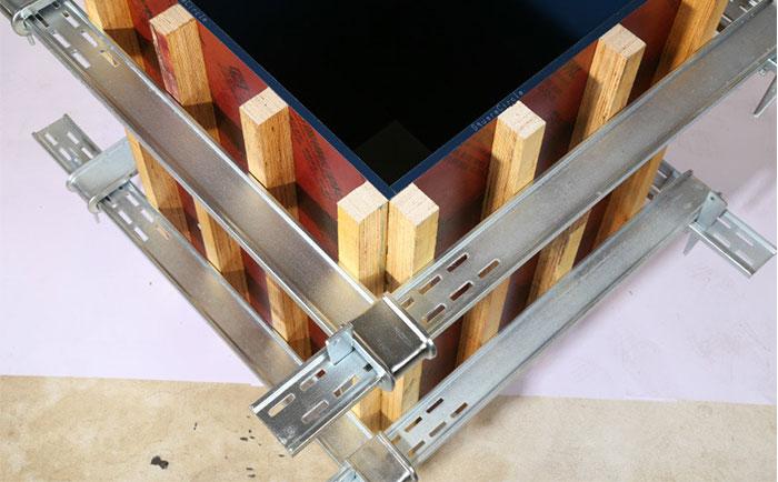 定型方柱夹具图片