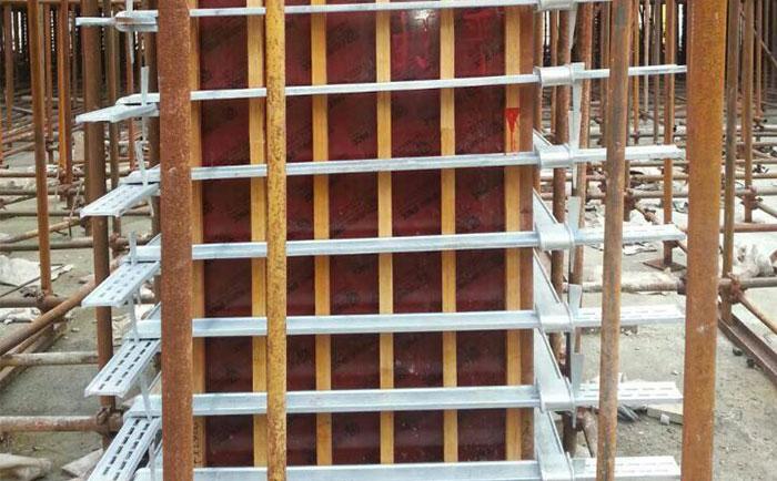 建筑方柱卡箍图片